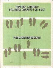 [AA] FIGURINA CAMPIONI & CAMPIONATO 1990/91-LE REGOLE-N° A 104