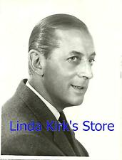 "Alistair Cooke Promotional Photograph ""Omnibus"" ABC-TV Premiere 1956"