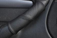 Se adapta a Ford Focus Mk1 98-04 2x Manija De Puerta cubre Negro St