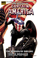 Death of Captain America Vol 2: Burden of Dreams Brubaker & Epting HC Marvel OOP
