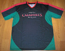 CAZADORES Tequila Soccer Jersey shirt  #22 ONE SIZE fits all large