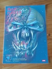 IRON MAIDEN - THE FINAL FRONTIER - Laminated Promotional Poster