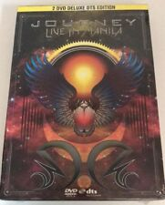Journey – Live In Manila  (2 DVD Deluxe DTS Edition)  New
