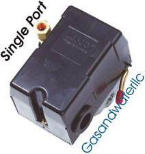 Air Compressor Pressure Switch Control Adjustable Single Port 220v 135 175 Psi