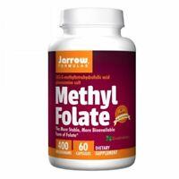Methyl Folate 60 Caps 400 mcg by Jarrow Formulas