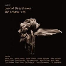 Leonid Desyatnikov : Leonid Desyatnikov: The Leaden Echo CD (2011) ***NEW***