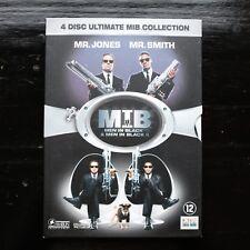MEN IN BLACK COLLECTION - BOXSET - 4 DVD