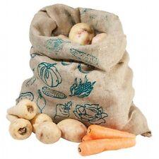 Garland Potato / Vegetable Storage bag 100% biodegradable natural Jute Fibre