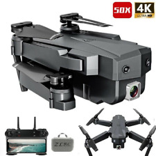 Best Drone 4K with HD Camera WIFI 1080P Camera Follow Me Quadcopter FPV Smart