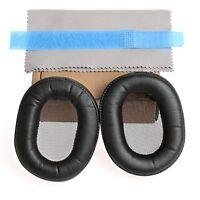 Ear Pads Earpads Cushions For Sony MDR-1R Headphone MK2 1RBT 1ADAC MDR-1A 1ABT