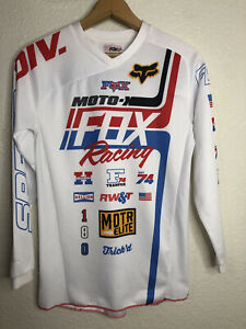 Fox Racing Boys Youth Large Jersey MX/ATV/BMX Riding Shirt Long Sleeve