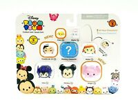 Disney Tsum Tsum Exclusive Holiday Gift Set 9 Pieces Series 3 Mystery Character