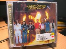 24K Gold CD MCAD-11171 Lynyrd Skynyrd Street Survivors Sealed