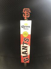 "Corona Extra Mlb San Francisco Giants 12"" tall Beer Tap Handle Clean Free Ship"