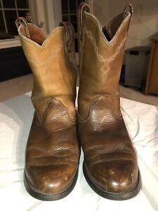 Mens ARIAT Workhog Wellington Waterproof Soft Toe Work Boots sz 9.5 D