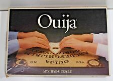 Vintage Ouija Board Game Wood Set Mystifying Oracle Parker Brothers Ghost 1972