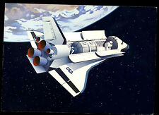 Switzerland 1981 Space Shuttle, Space Lab Postal Stationery Card #C36847