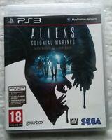 Jeu vidéo pour Playstation 3 - Aliens Colonial Marines - édition limitée ps3