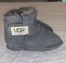 NWOT UGG Infant Booties Grey Color