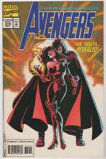 The Avengers LOT (9) Marvel 1992-94 VF Captain America Sersi Hercules Giant-Man