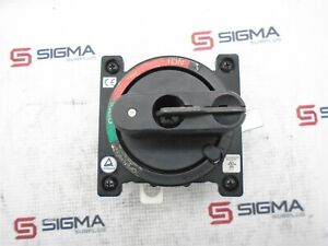Fuji Electric 51C7 Rotary Switch Circuit Breaker Accessory