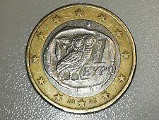 RARISSIMA - 1 EURO GRECIA - 2002