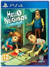 Hello Neighbor Hide And Seek (PS4)