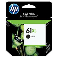 HP 61XL | Ink Cartridge | Black | ~480 pages | CH563WN