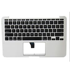 Palmrest Teclado Qwerty (UK) Apple MacBook Air 11' A1370 Mid 2011 Plata Usado