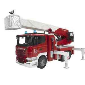 Bruder Scania Fire Truck 1:16 U03590