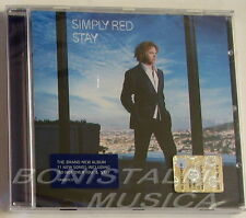 SIMPLY RED - STAY - CD Sigillato