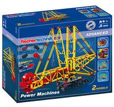 Fischertechnik 520398 - ADVANCED Power Machines | Baukasten