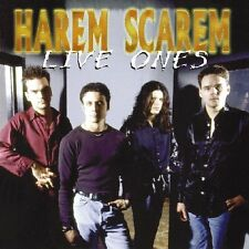 Live Ones by Harem Scarem (Canada) (CD, Aug-2010, 2 Discs, Wounded Bird)