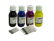 4x100ml refill ink for Epson 676 WorkForce Pro WP-4540 WP-4590 WP-4010