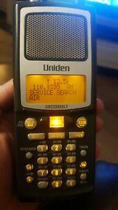 Uniden ubc 3300 xlt Radio Scanner receiver .Air.ham.marine