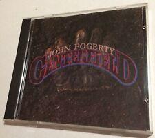 JOHN FOGERTY Centerfield CD 1985 West German Target Red/Grey full silver CCR