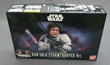 Star Wars Plastic Model Kit 1/12 Han Solo Stormtrooper Ver. Bandai (IN STOCK)***