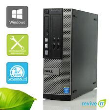 Dell Optiplex 3020 SFF  i5-4570 3.20GHz 4GB 500GB Win 10 Pro 1 Yr Wty