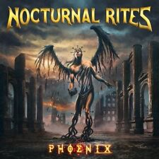 NOCTURNAL RITES - PHOENIX (LIMITED DIGIPAK +PATCH)   CD NEW+