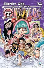ONE PIECE NEW EDITION 74 - MANGA STAR COMICS - NUOVO