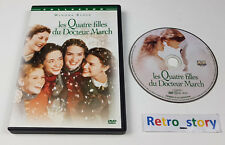DVD Les Quatres Filles Du Docteur March - Winona RYDER