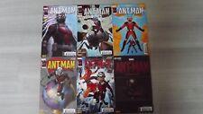 ANT-MAN 6 numéros panini comics marvel france complet