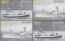 IC-BH60-1-2 Iceland old fishing boats s/s 2005