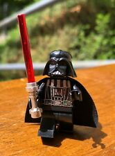 GENUINE LEGO STAR WARS DARTH VADER MINIFIGURE FROM# 10188 SITH MASTER LIGHTSABER