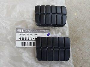 Nissan B10 B110 Sunny pedal pads NEW Datsun 1000 1200