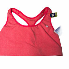 Champion Absolute Sports Bra XL Support Size M Neon Flare New