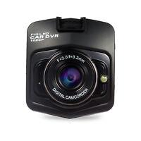 HD 1080P In Car DVR Cameras Dash Cams Video Recorder Black Night Vision G sensor