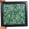 Natural Colombian Emerald 240 Pcs 3mm Loose Round Cut Wholesale Gemstones