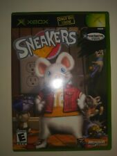 Sneakers for Microsoft Xbox (exclusive from toys r us) Uncommon HTF Game