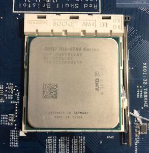 Amd A10-9700 Bristol Ridge Quad-core 3.5 Ghz Socket Am4 65w